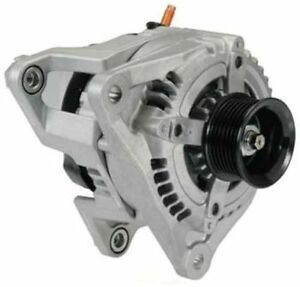 250 Amp High Output Hd New Alternator Fits Dodge Truck Durango Ram 1500 2500 5 7
