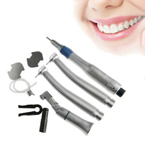 Dental Supply High Low Speed Handpiece Kit Standard Head Ex203c
