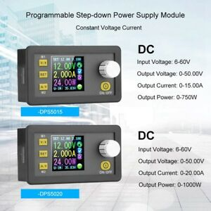 Step down Power Supply Module Color Lcd Constant Voltage Buck Converter Ml