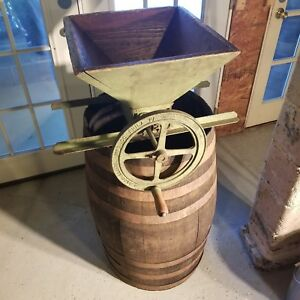Antique Fruit Press