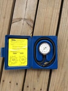 Ritchie Yellow Jacket 78055 Gas Pressure Test Kit Used