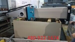 2011 Flow Mach 3 1313b 30 Hp 60k Psi Cnc Waterjet Cutting Ref 7795983