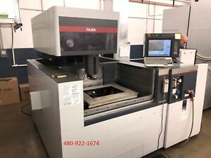 2010 Mitsubishi Fa20s Advanced Cnc Wire Edm Ref 7795981 price Lowered