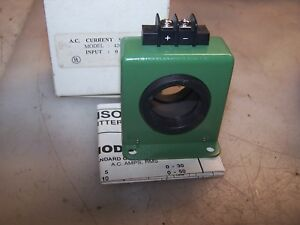 New Katy Instruments 75 Amp Ac Current Sensor Model 420l 75 5 40 Vdc