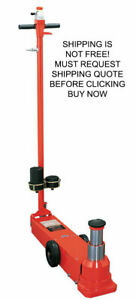 Norco 50 25 Ton Air Hydraulic Telescopic Mobile Floor Jack Lift