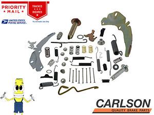 Complete Front Brake Drum Hardware Kit For Chevy C10 Pickup Truck 1960 1970
