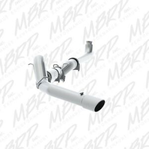 Mbrp S60200al 5 Down Pipe Back Exhaust System For 01 07 Chevy duramax Classic