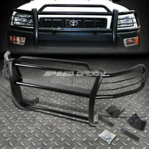 For 96 00 Toyota Rav4 Xa10 Suv Black Coated Mild Steel Front Bumper Grill Guard