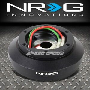 For 94 04 Ford Mustang Sn 95 1 2 Nrg Steering Wheel 6 Hole Short Hub Adaptor Kit