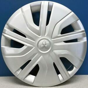 One 2017 2019 Mitsubishi Mirage Es 4252a140 14 Hubcap Wheel Cover New