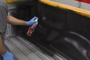 5x Black Truck Bed Liner Trailer Coating Spray Protection Automotive Paint