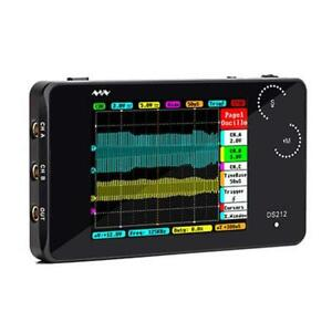 Ds212 Pocket Size Portable Handheld Digital Storage Oscilloscope 10msa s