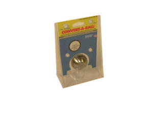 Convert A Ball 944 301p 1 7 8 Inch Stainless Steel Hitch Ball Only