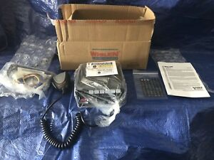 Whelen 295slsa6 Pa Light Control System New Warranty 672 Msrp