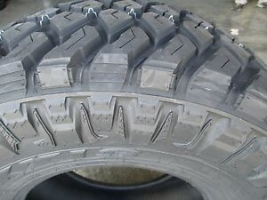 4 New 33x12 50r15 Maxxis Razr Mt Mud Tires 33125015 33 1250 15 12 50 R15 M T