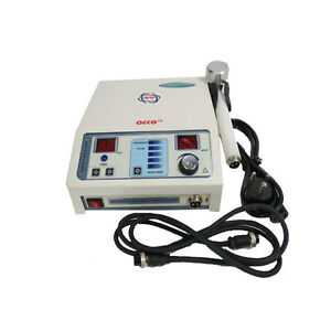 Electrotherapy Ultrasound Therapy Physiotherapy Pain Relief 1mhz