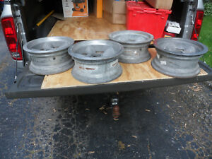 Ford 1957 64 Torq Thrust Mag Wheels Rims 5 X 4 50 Ford Mustang