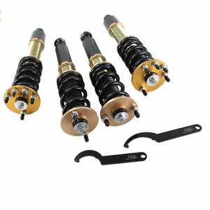 Coilovers For 1998 2002 Honda Accord Coil Suspension Shocks Struts Absorber Kits