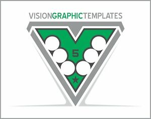 Vector Clipart Images Vision Graphic Templates Cd 5 Vinyl Cutter Plotter