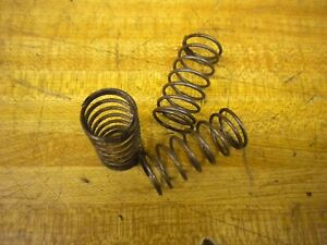 1981 Chevy Isuzu Luv Pup 2 2 Diesel 94021799 Rocker Arm Spring Set