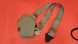 84 87 Corvette Gray Coupe Left Seat Belt Gm 14058205 free Shipping C40823