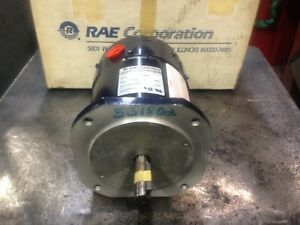 Rae Dc Permanent Magnet Electric Motor 1 4 Hp 180 Volt