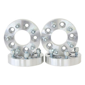 4 1 25 5x4 75 To 5x4 5 Wheel Spacers Adapters 12x1 5