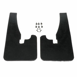 Oem Mopar Front Heavy Duty Rubber Mud Flaps Splash Guards 09 16 Ram 82215779ab