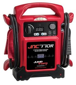 Heavy Duty Truck Battery Booster Pack Jump Starter Box Portable 1700 Amps Power