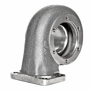 Garrett 740902 0005 Turbine Housing W T3 Undivided Inlet 3 4 Bolt Gt Outlet