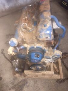 Fits Ford Newholland 256 Diesel Engine Ford 5000 Engine Ford Tractor 256 Motor