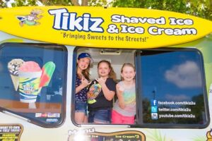 Shaved Ice And Ice Cream Central Florida The Coolest Truck On Earth