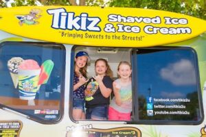 Shaved Ice And Ice Cream Orlando Florida The Coolest Truck On Earth