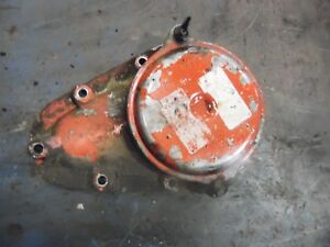 1974 Farmall 966 Diesel Farm Tractor Hydraulic Filter Cover