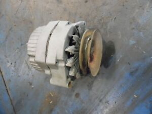1974 Farmall 966 Diesel Farm Tractor Alternator