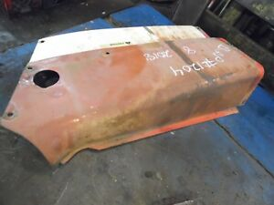 1974 Farmall 966 Diesel Farm Tractor Left Dash Cover nice