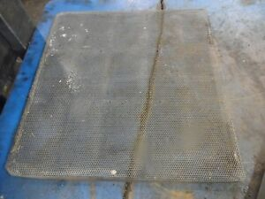 1974 Farmall 966 Diesel Farm Tractor Grill Chaff Screen