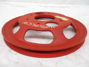 Massey Ferguson Pulley For 300 205 540 Combines 1033076m1