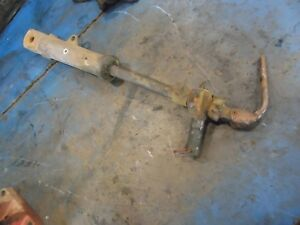1974 Farmall 966 Diesel Farm Tractor Lift Link works Good