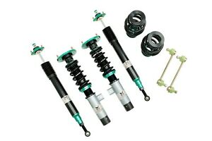 Megan Racing Euro Ii Adjustable Coilovers For Bmw 3 Series E46 1999 2005 Rwd