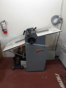 Rosback Model 220 Score And Perf Machine