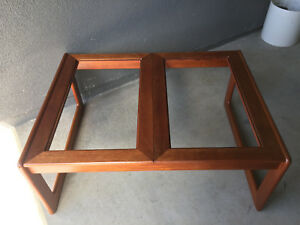 Komfort Coffee Table Mid Century Eames Danish Modern Kai Henning Norgaard Era