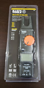 Klein Tools Cl360 Open Jaw Fork Meter 200a Ac New