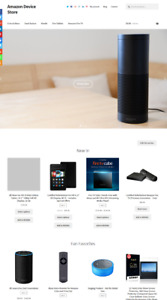 Amazon Device Store Website Business For Sale Fully Stocked