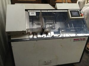 Renz Model Ap 360 Automatic Punch Reference 227260