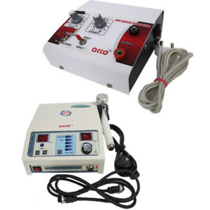 Electrotherapy Combo Ultrasound Therapy Unit And Mini Ms portable