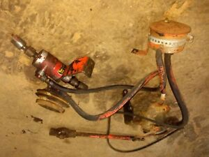 Allis Chalmers Wd 45 Tractor Char Lynn Power Steering Unit Assembly Complete