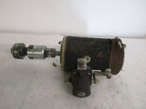 Ford 8n Tractor Original Starter With Drive