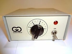 Gaertner Transformer Power Supply Model 271t For 0 6volt