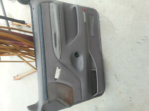 1993 Ford F150 F250 F350 Bronco Tan Passenger Door Panel